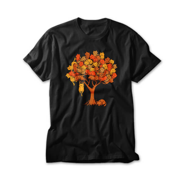 OtherTees: Cat Tree