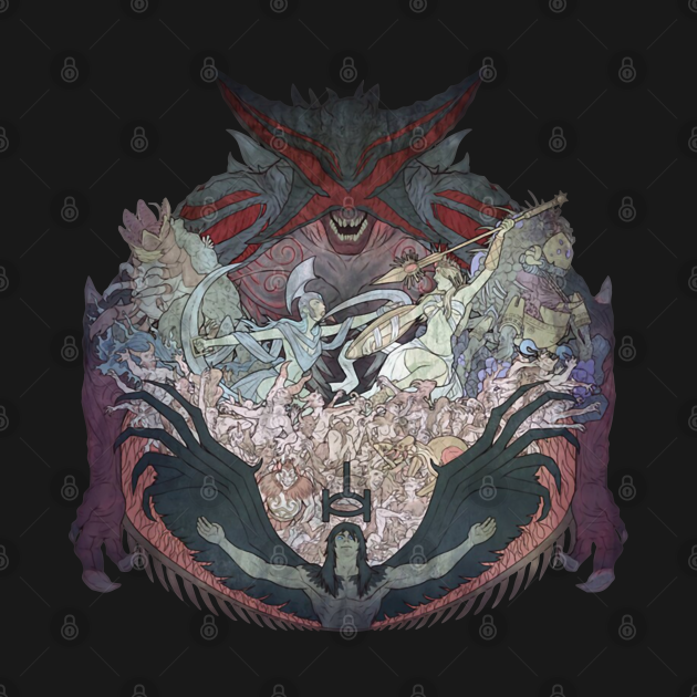 TeePublic: Monster Path