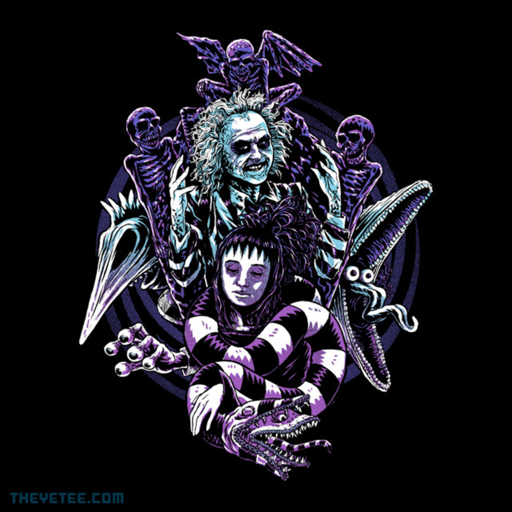 The Yetee: The Ghost With The Most