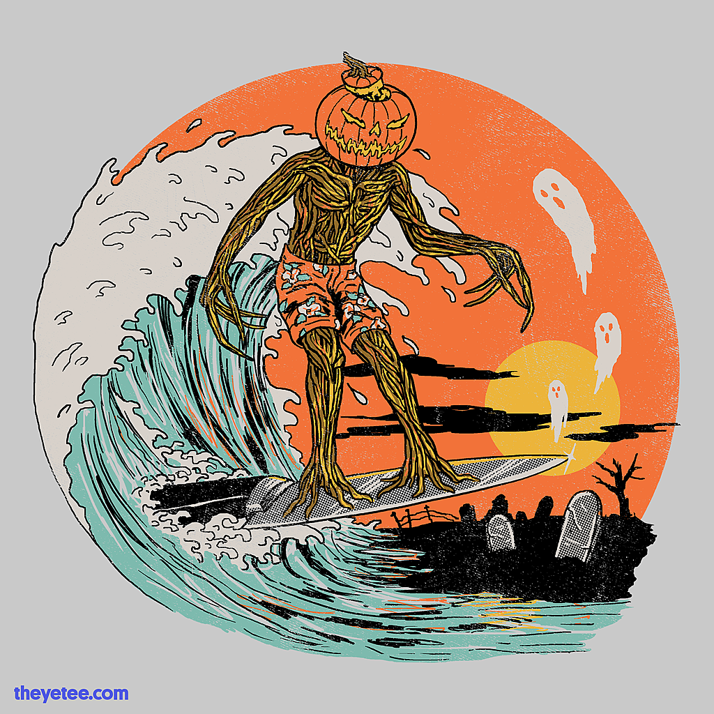 The Yetee: Carve The Wave