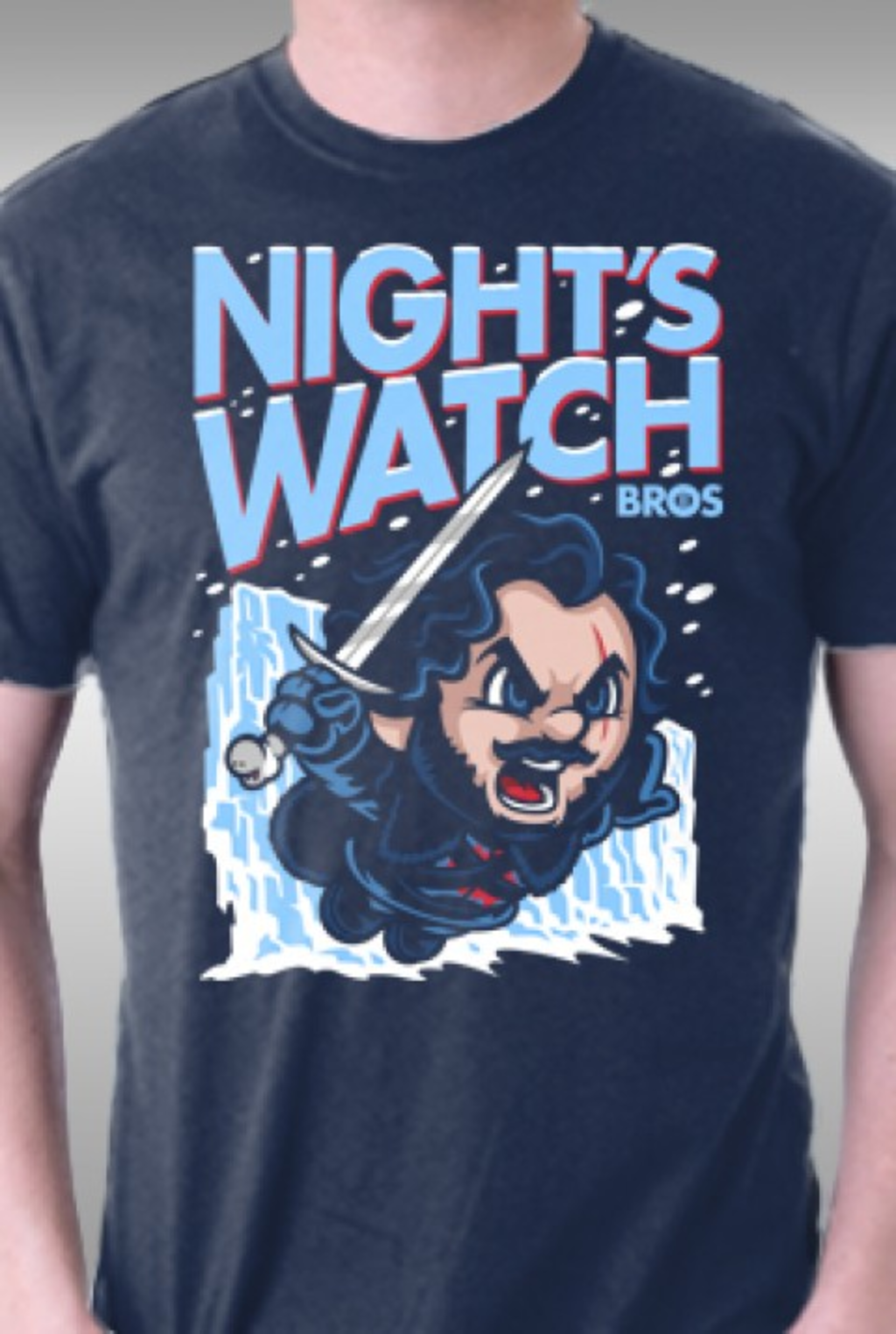 TeeFury: Night's Watch Bros.