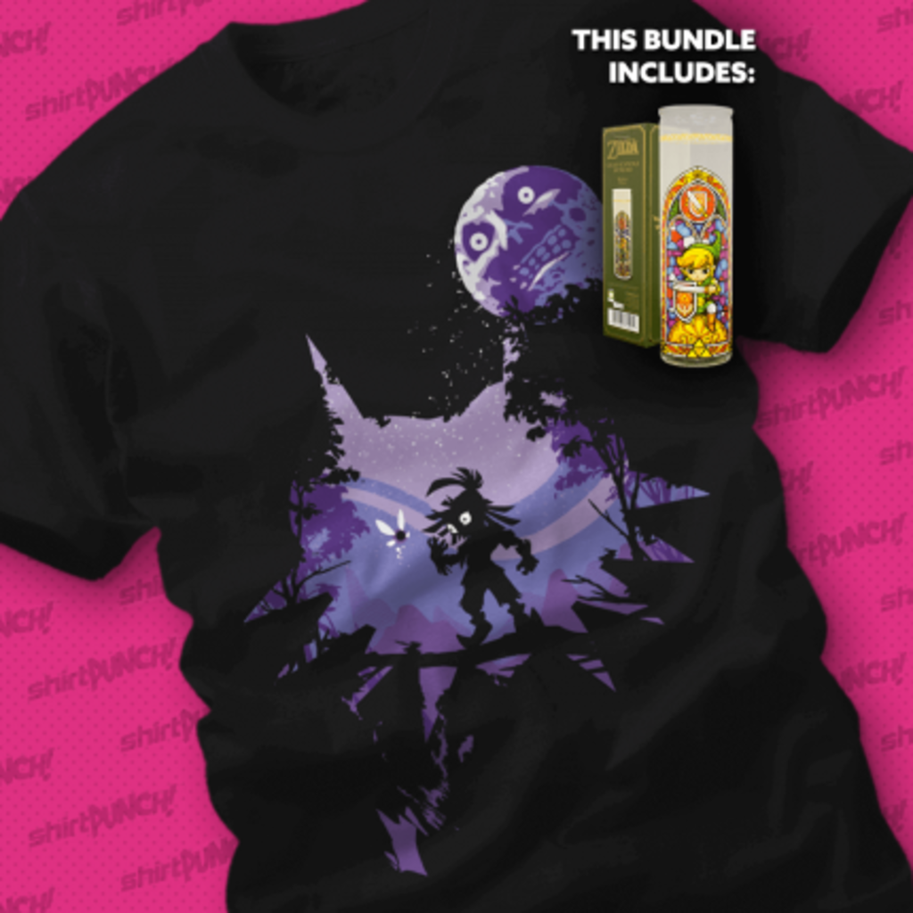 ShirtPunch: Hyrule on Fire Bundle