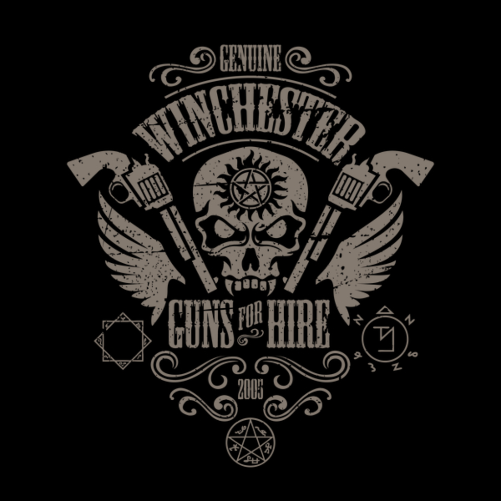 NeatoShop: Winchester Guns for Hire