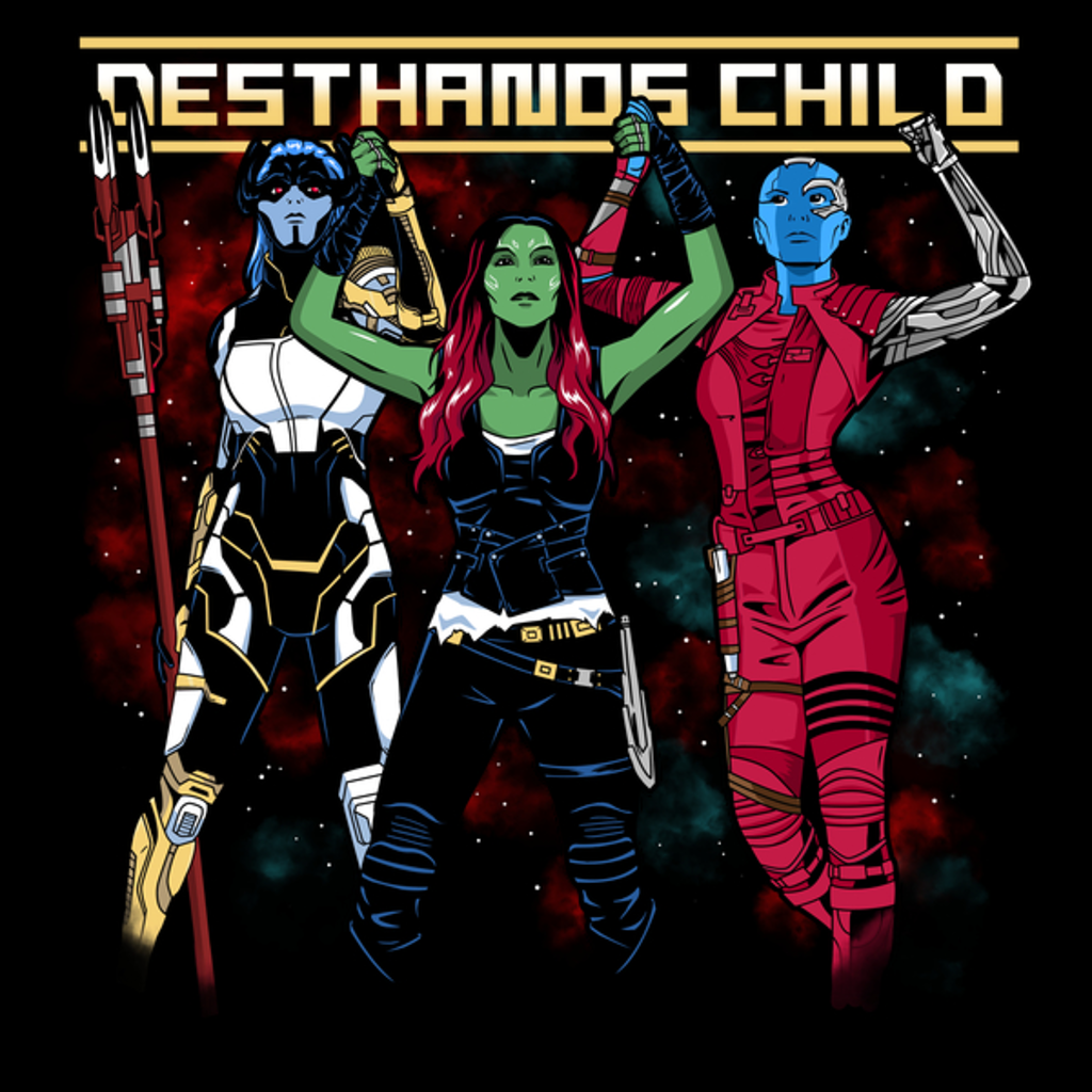 NeatoShop: Desthanos Child