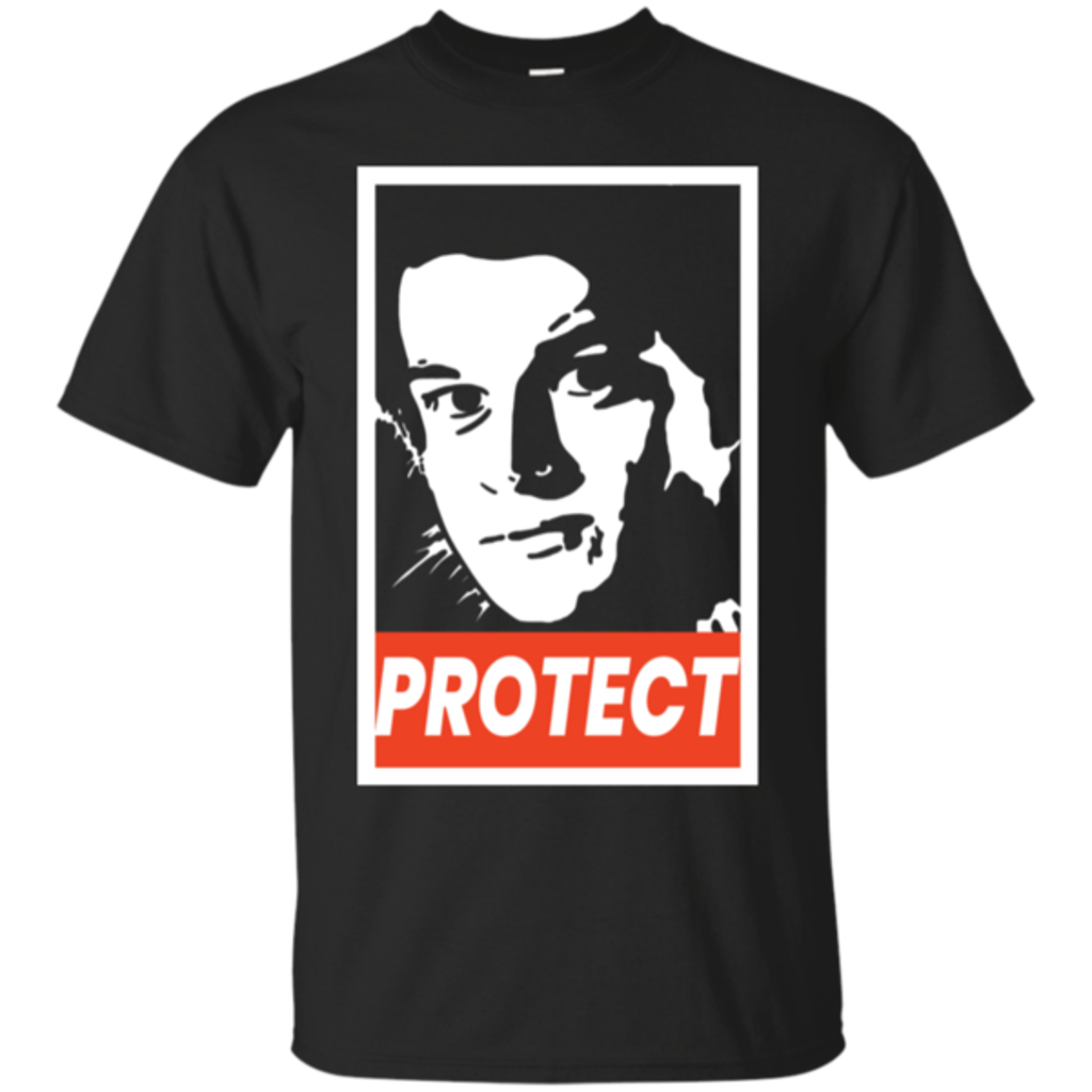 Pop-Up Tee: PROTECT