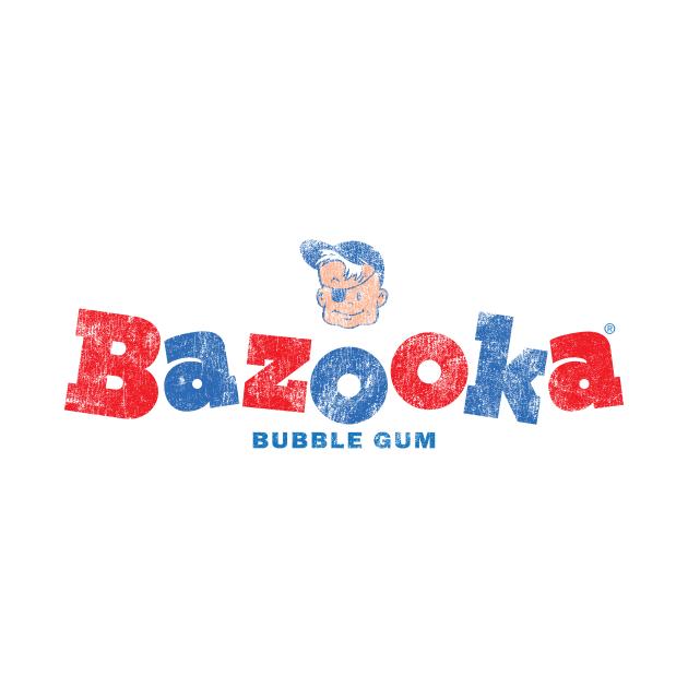 TeePublic: Bazooka Bubble Gum