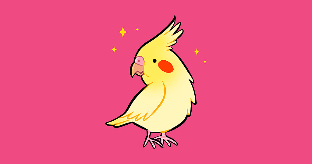 TeePublic: Cockatoo