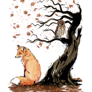 Qwertee: Winds of Autumn