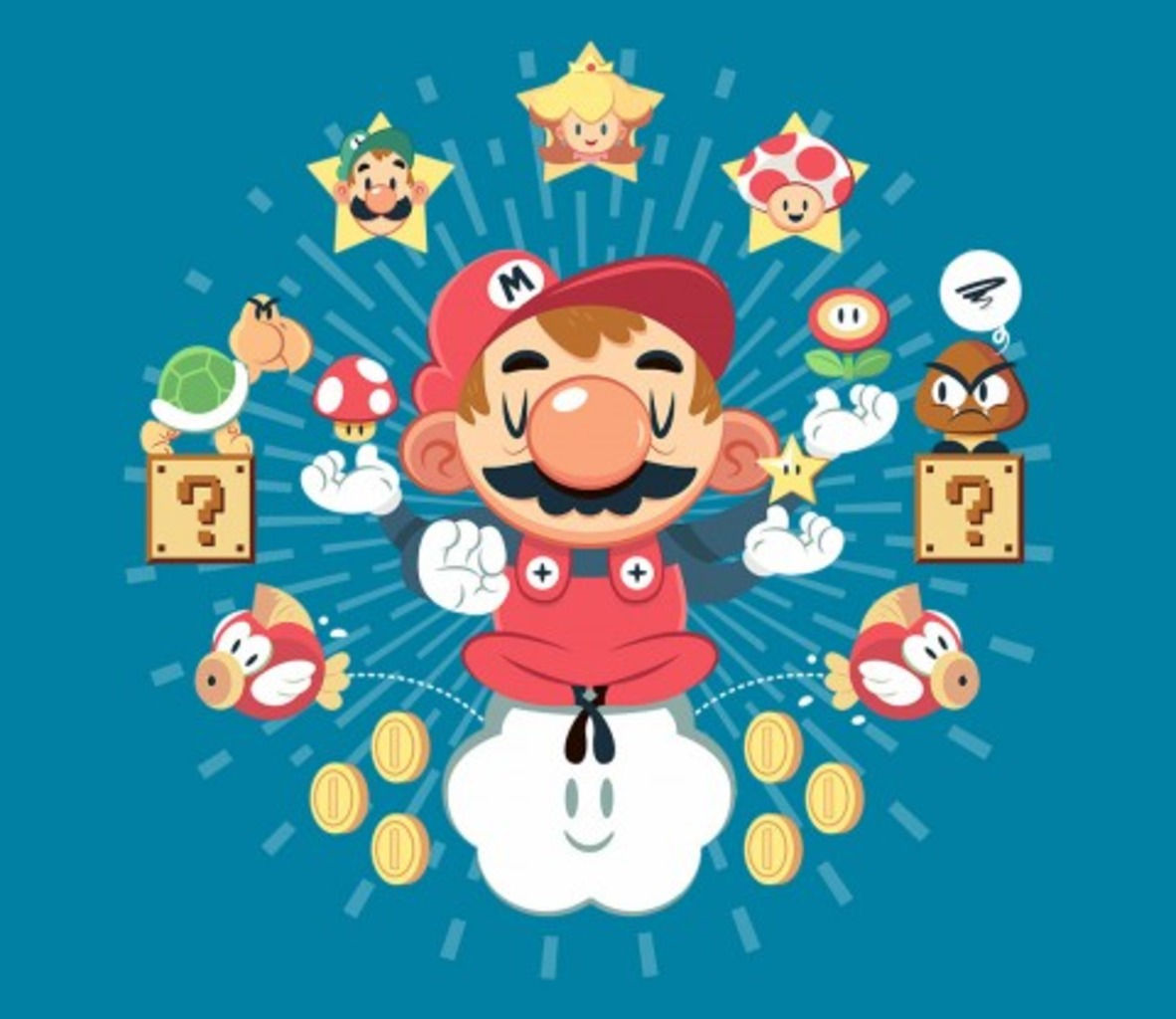 TeeFury: The One-Up
