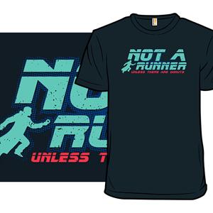 Woot!: Not A Runner