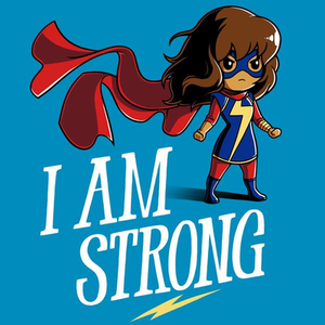 TeeTurtle: I Am Strong