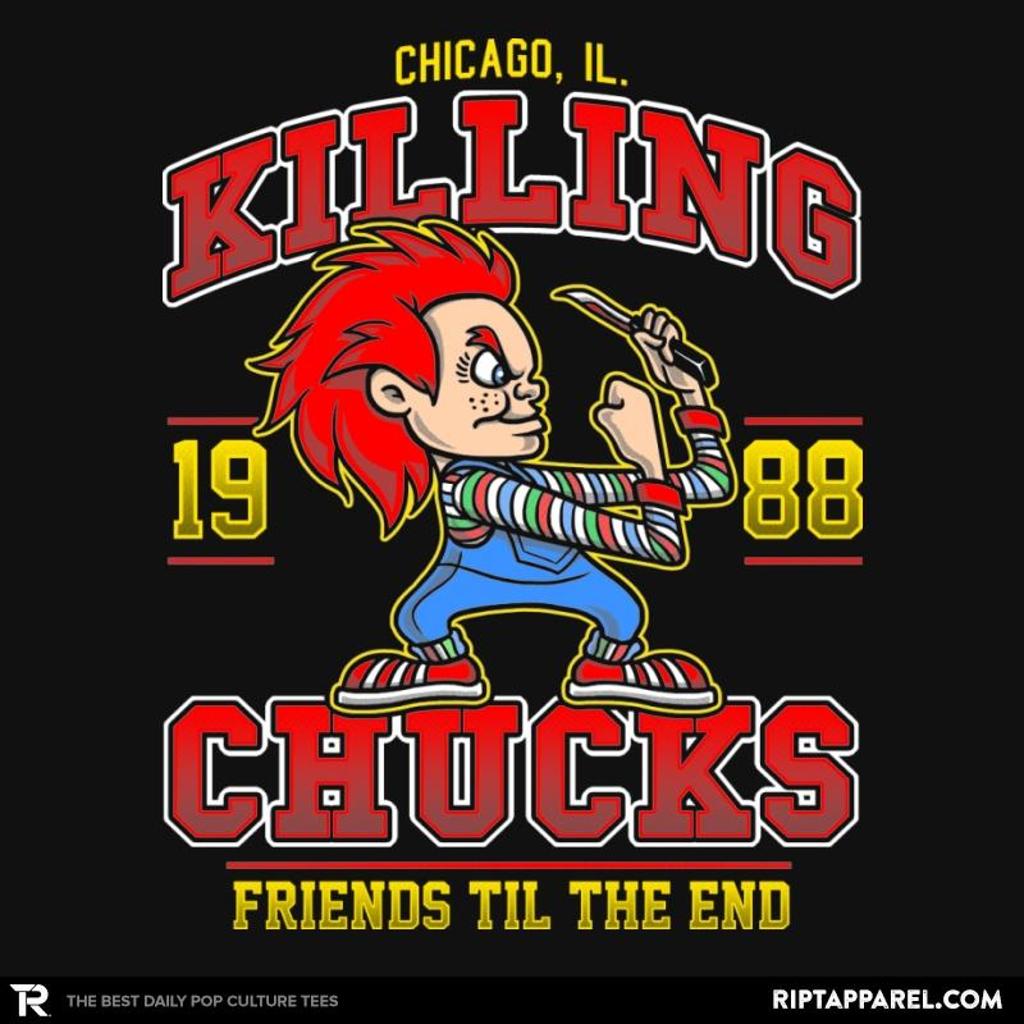 Ript: The Killing Chucks