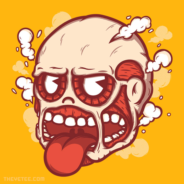 The Yetee: Colossal Goof