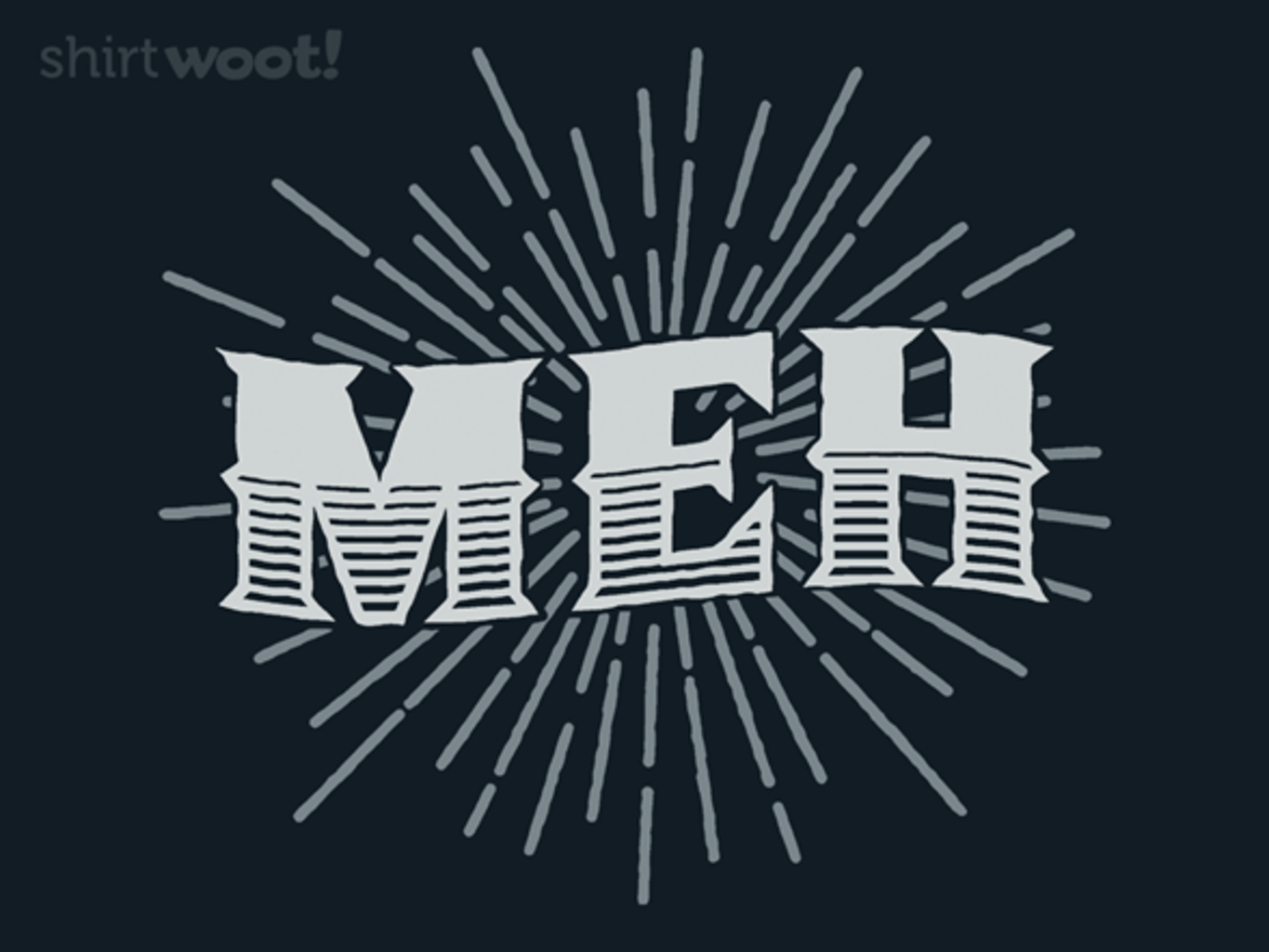 Woot!: Not-So Action Packed: The Mehquel