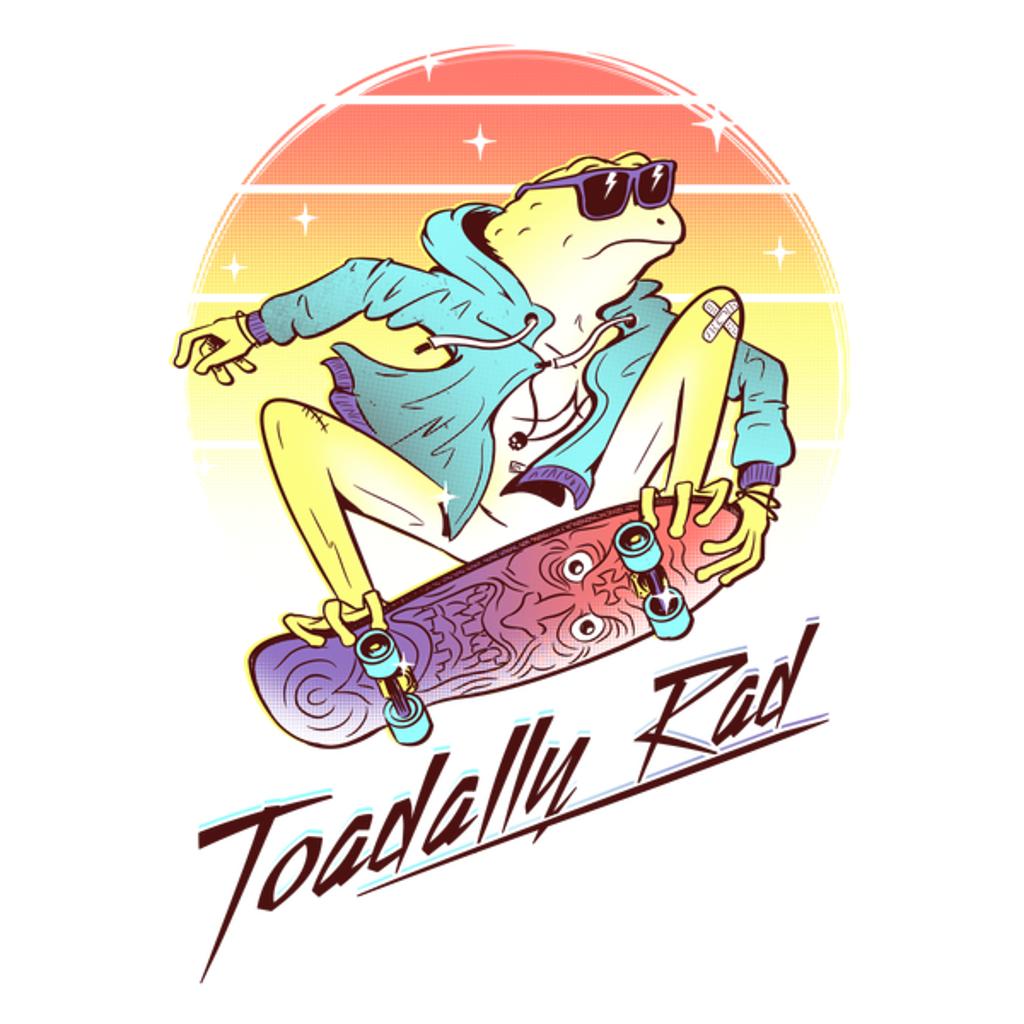 NeatoShop: Toadally Rad