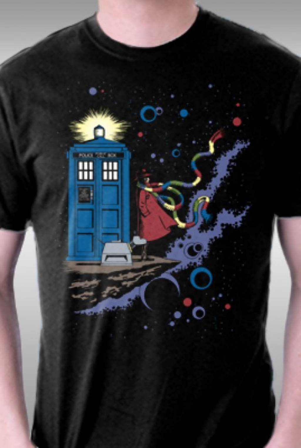 TeeFury: Who's Space
