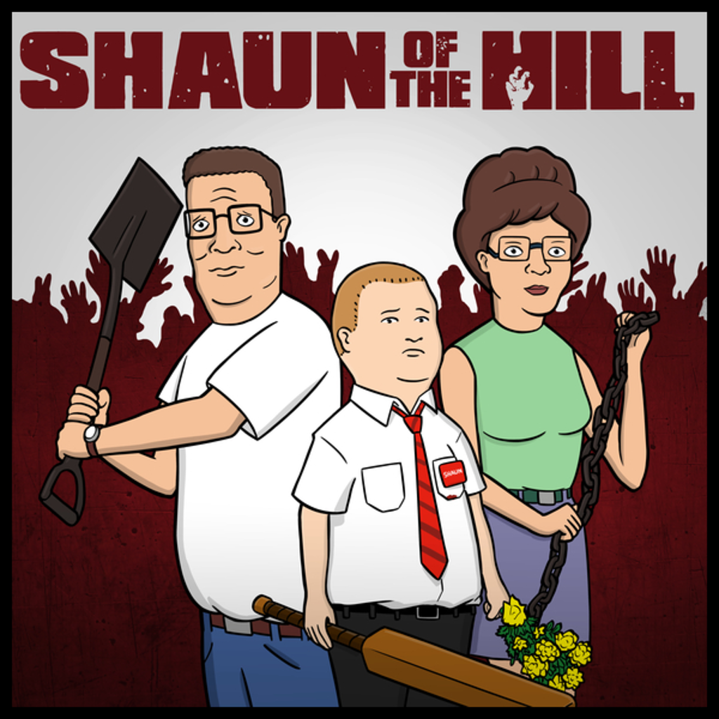NeatoShop: Shaun of the Hill