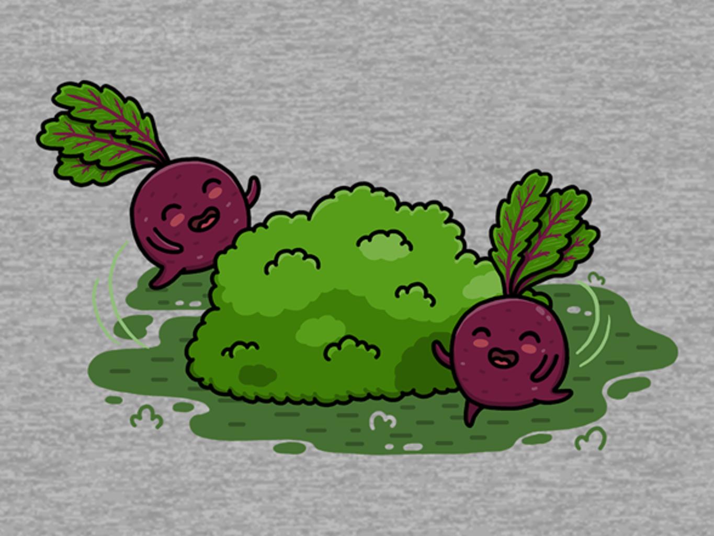 Woot!: Beeting Around the Bush