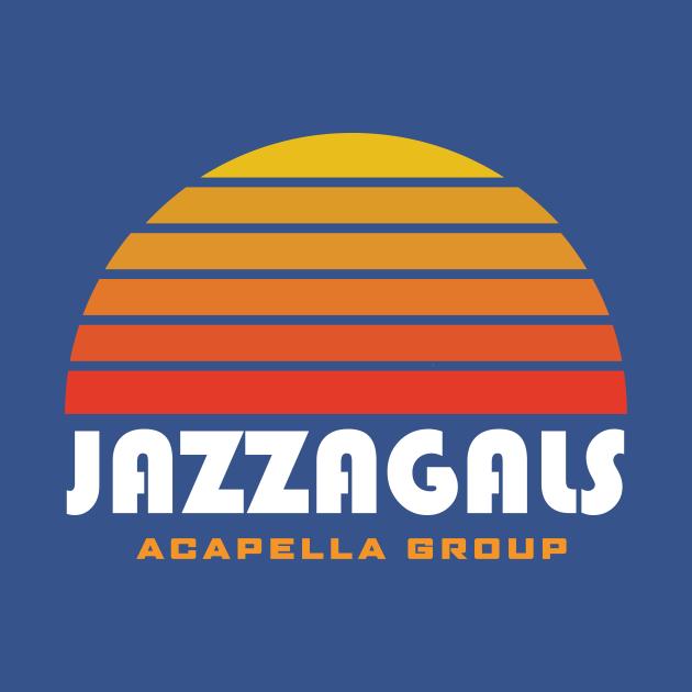 TeePublic: Jazzagals Acapella Group Schitts Creek