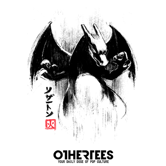 OtherTees: Fire Ink