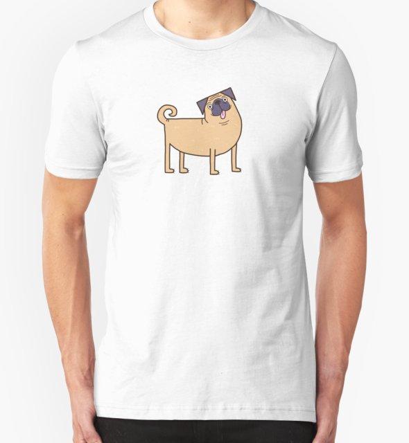 RedBubble: Pug Life
