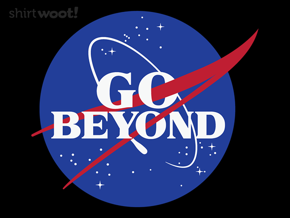 Woot!: GO Beyond