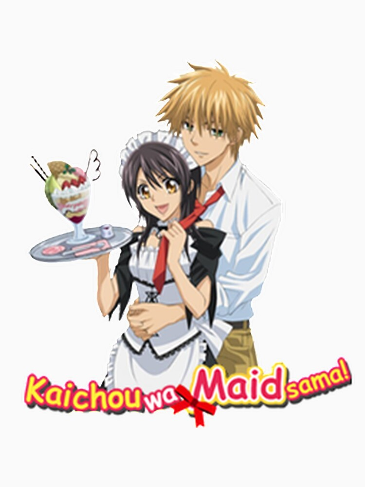 RedBubble: Maid Sama! Logo