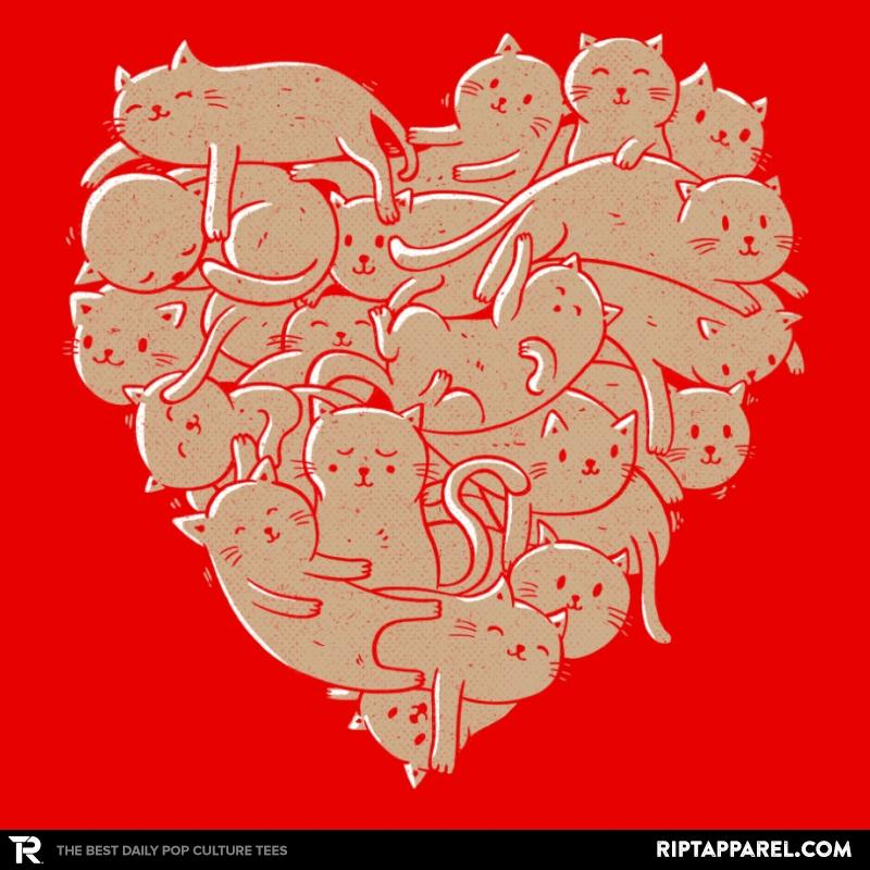 Ript: I Love Cats Heart