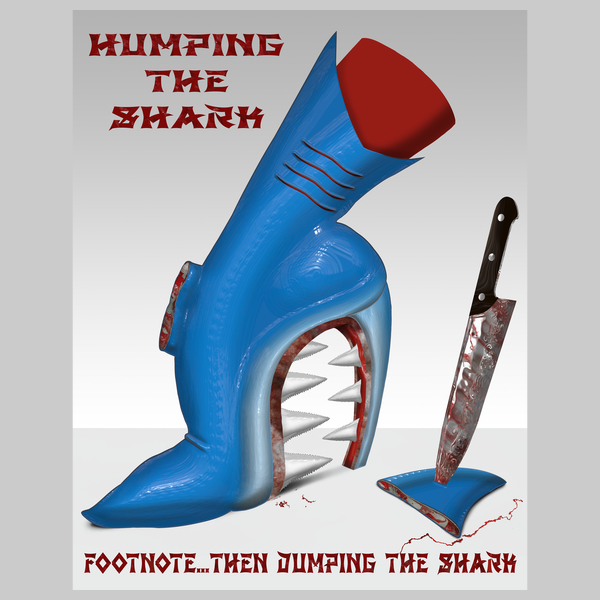 NeatoShop: Humping the Shark...Dumping the Shark