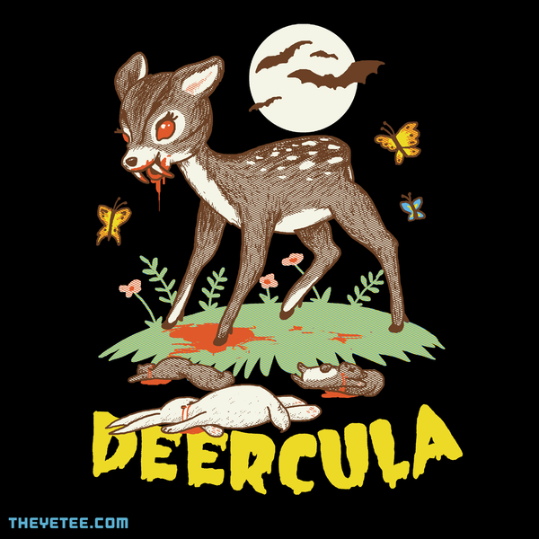 The Yetee: Deercula