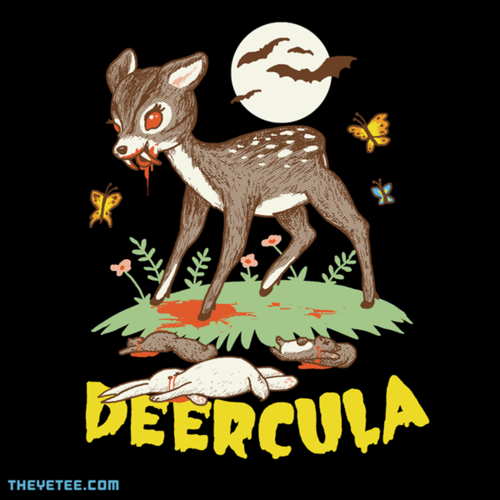 The Yetee: Deercula