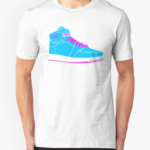 RedBubble: Jordan Sneaker for Fresh Air
