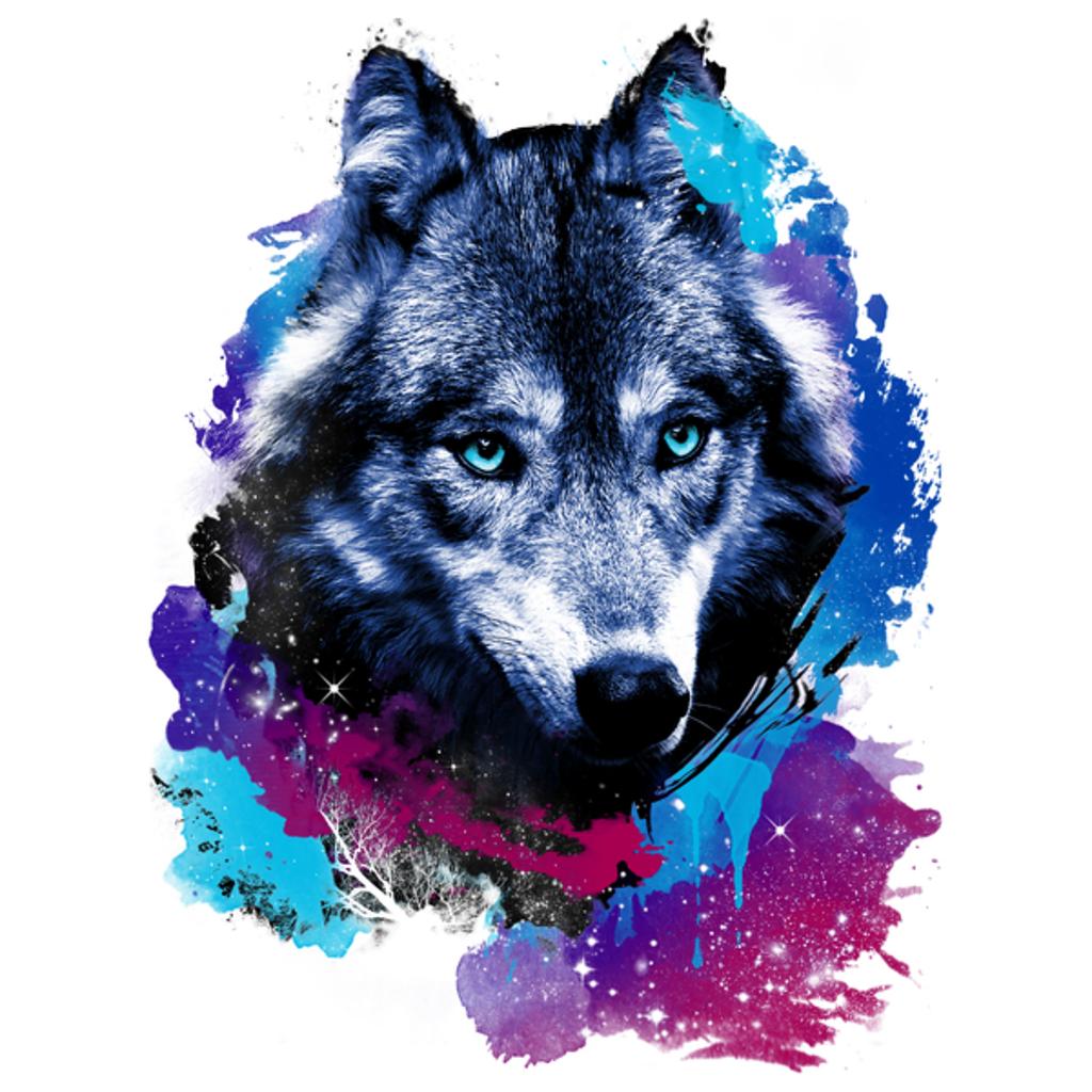 NeatoShop: Galaxy Wolf
