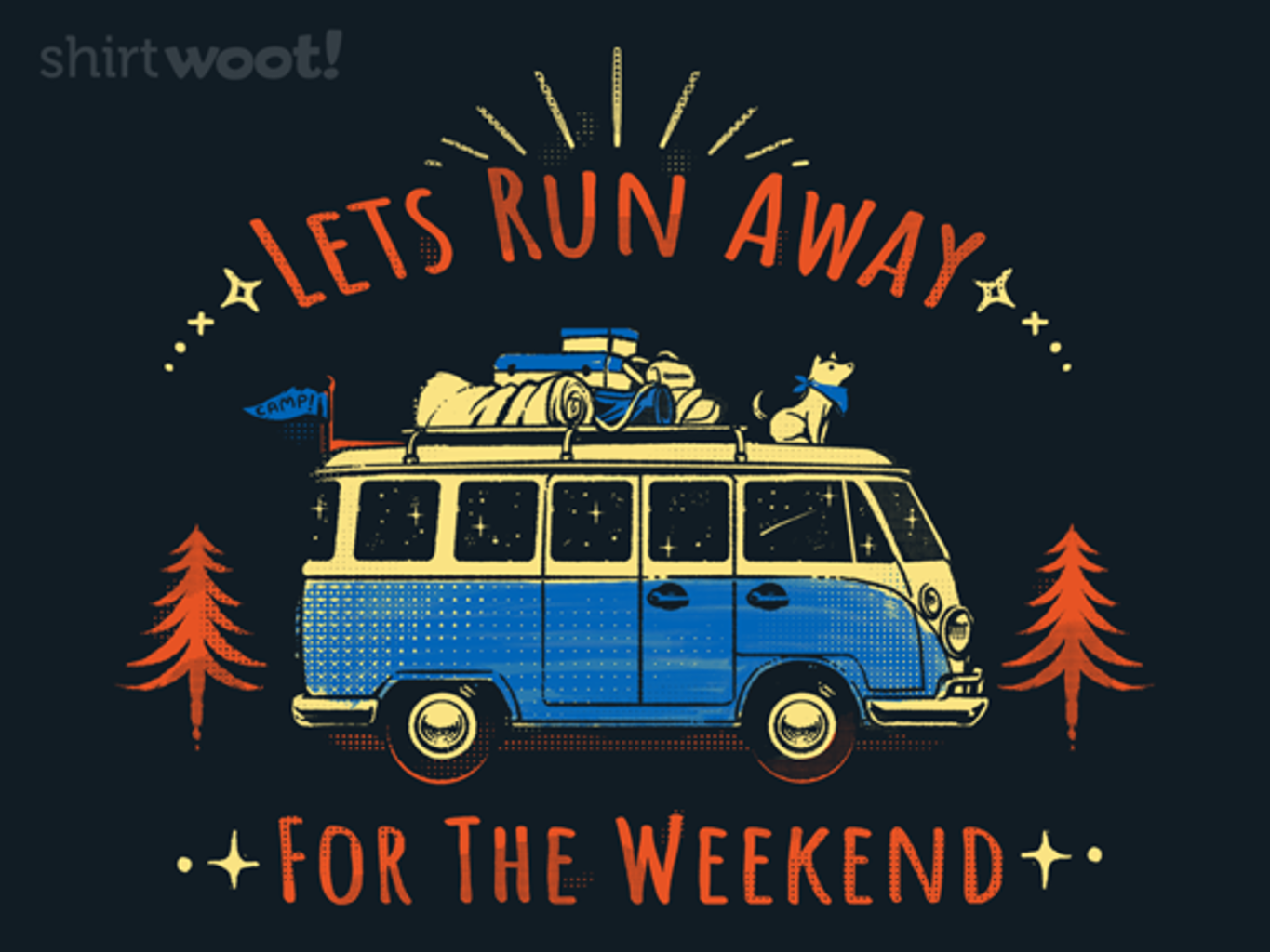 Woot!: Let's Run Away - For The Weekend