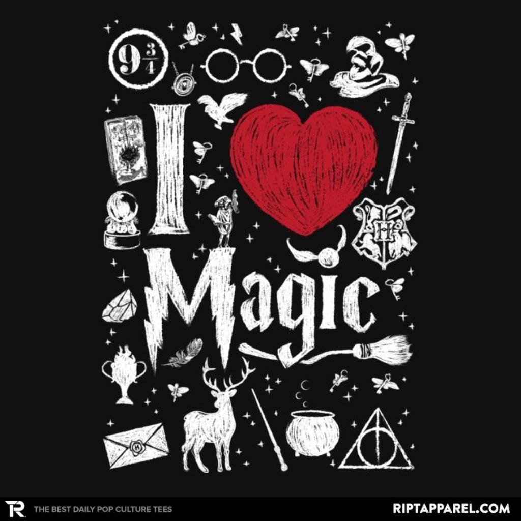 Ript: I love Magic
