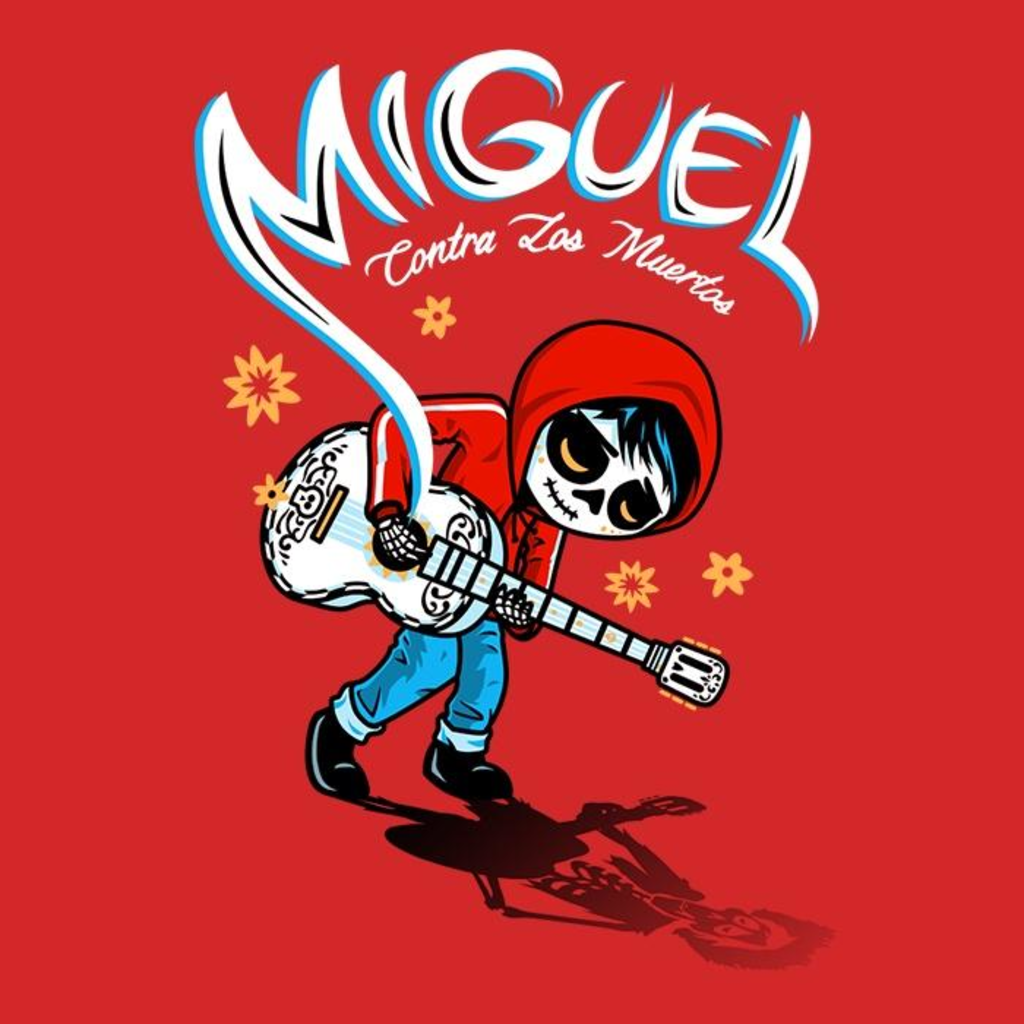 Once Upon a Tee: Miguel vs. the Dead