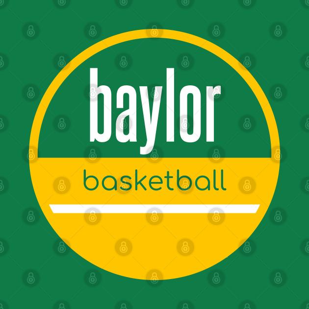 TeePublic: baylor basketball