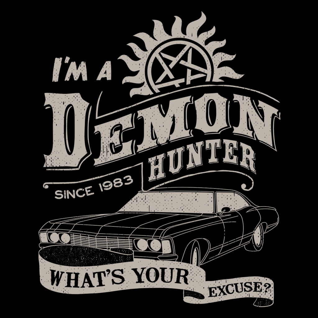 Pop-Up Tee: Demon Hunter