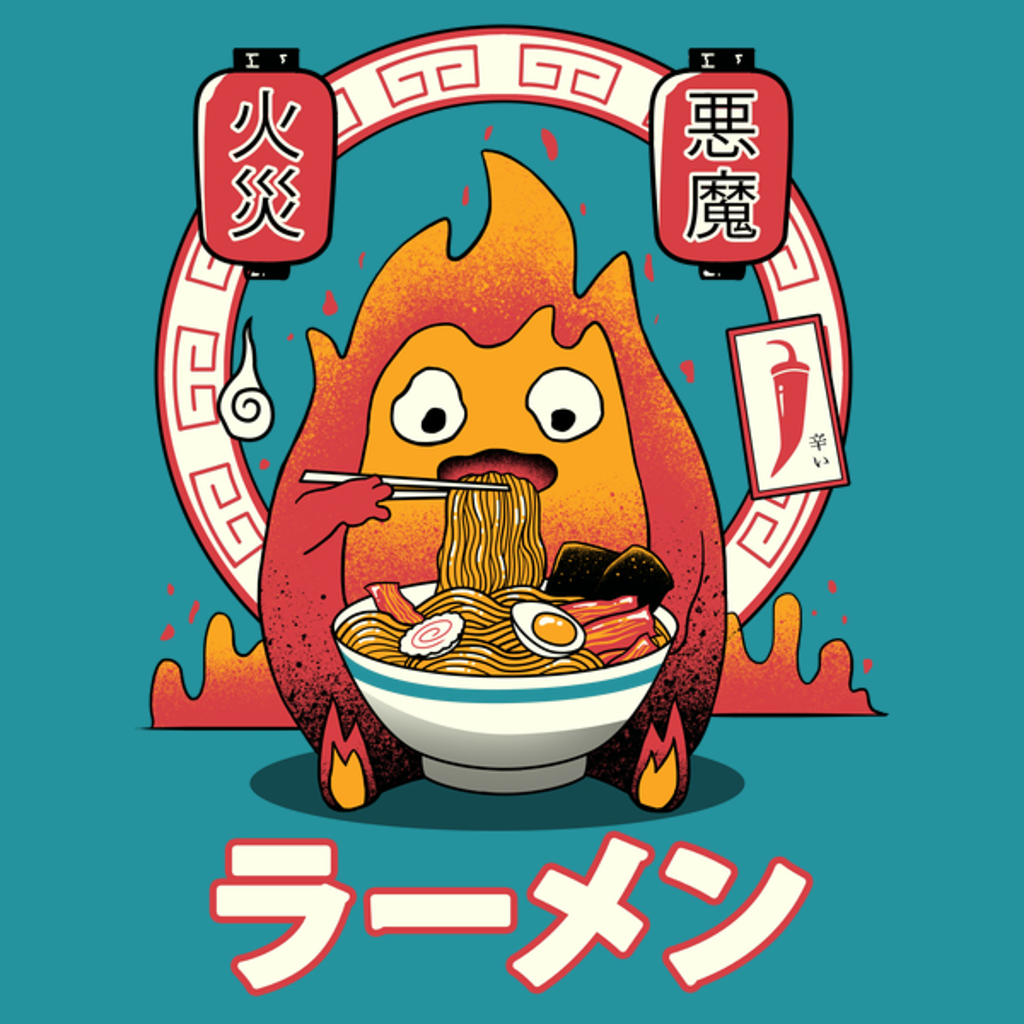 NeatoShop: Fire Demon Ramen