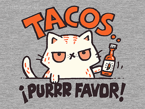 Woot!: Tacos Right Meow