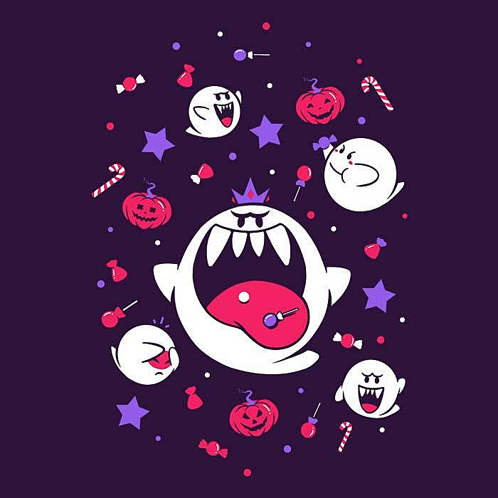 Once Upon a Tee: No Tricks, Just Treats