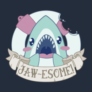 BustedTees: Jawesome