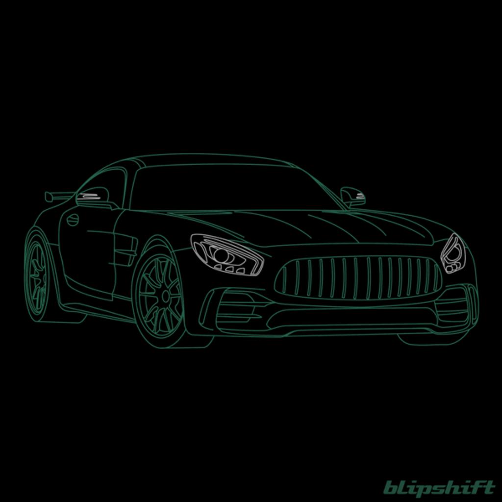 blipshift: Lean Green Fighting Machine