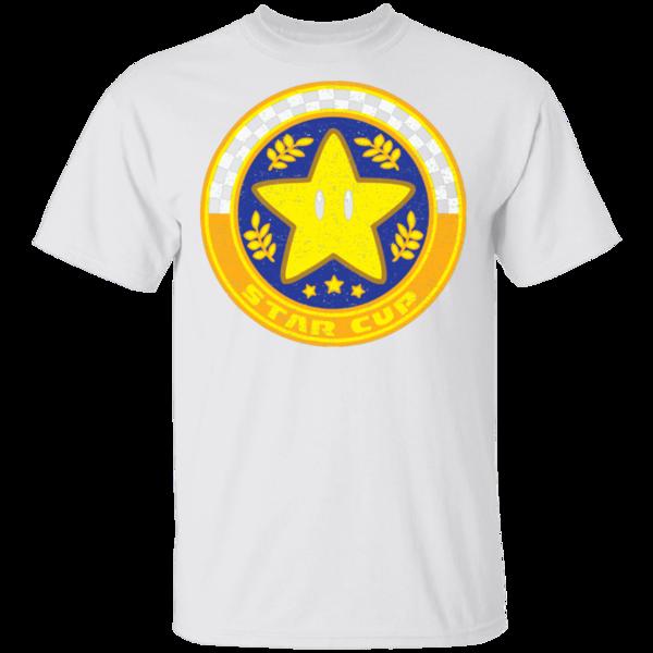 Pop-Up Tee: Star Cup