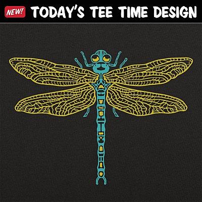 6 Dollar Shirts: Dragonfly