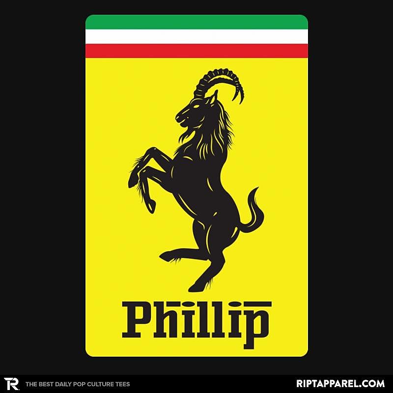Ript: Phillip v Ferrari