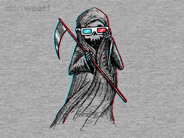 Woot!: Death in 3-D