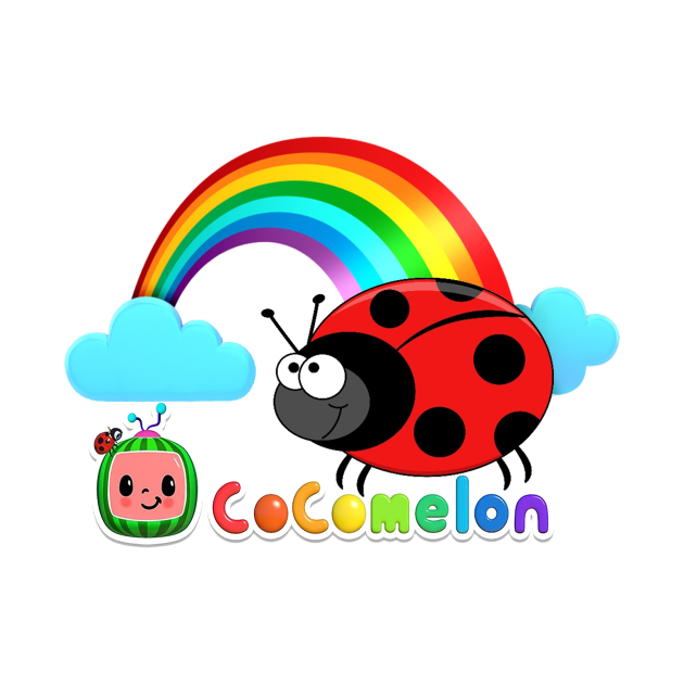 TeePublic: Cocomelon Beetle
