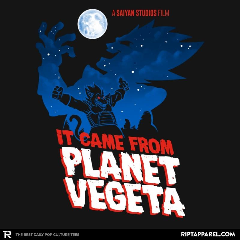Ript: It Came From Planet Vegeta