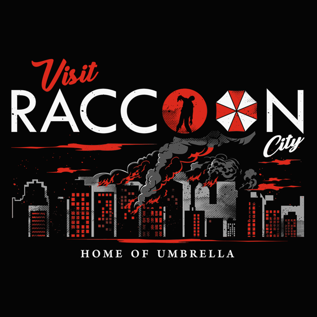Wistitee: Visit Raccoon City